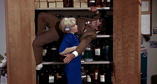 DOCTEUR JERRY ET MISTER LOVE - BOX OFFICE JERRY LEWIS 1963