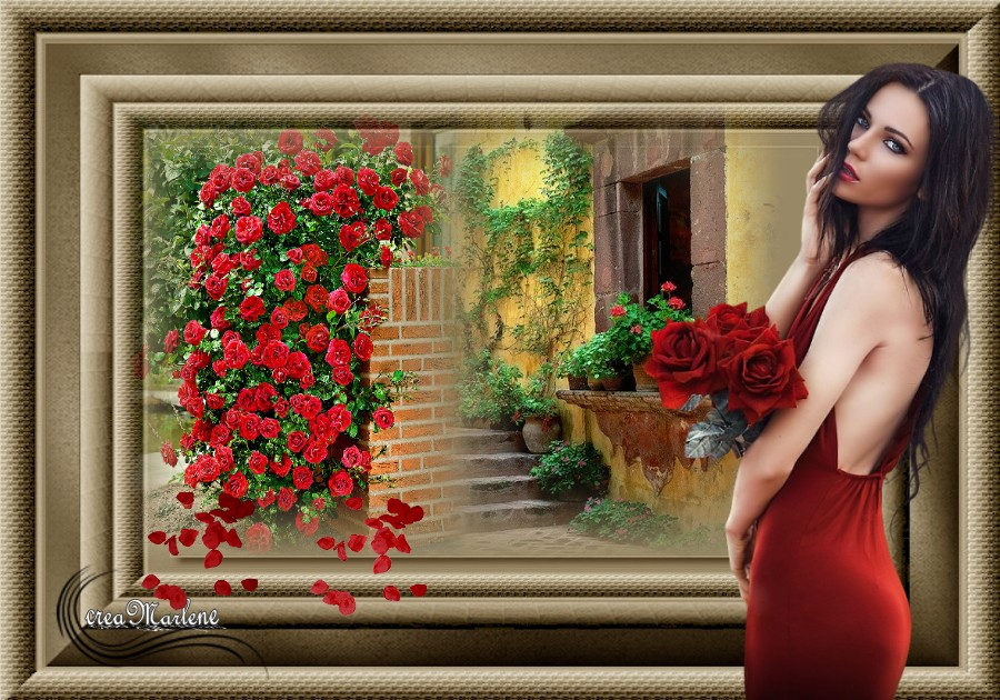 ♥ Hymne à la rose ♥