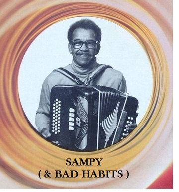 SAMPY & THE BAD HABITS