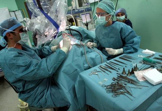 bloc operatoire