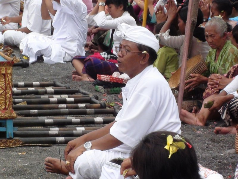 Samedi 8 Octobre 2011 - Amlapura - Candi Dasa.