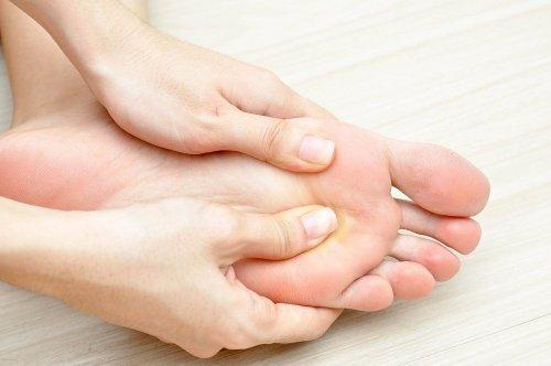 problèmes de pieds et le diabète