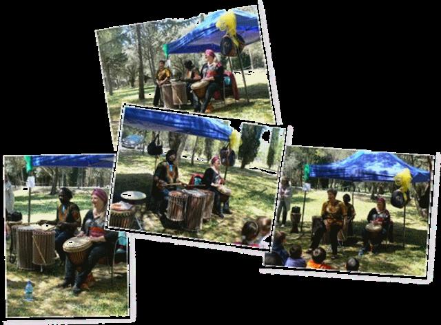 ★ Après-midi Contes Africains en Musique [Avril 2015]