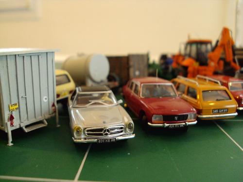 Immatriculation de véhicules
