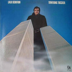 Lalo Shifrin - Towering Toccata - Complete LP