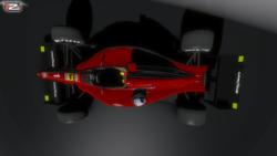 F1 1990 Ferrari-Ferrari 641