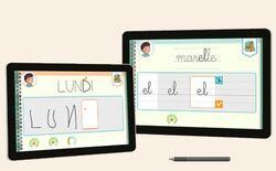 KALIGO : application apprentissage de l'écriture