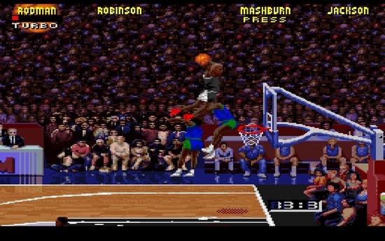 NBA Jam sss
