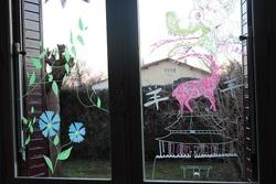 Déco de nos fenêtres