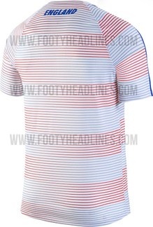 Nike Maillot de football Maillot Angleterre domicile 2016