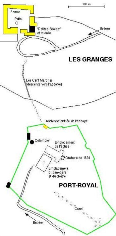 Port Royal des Champs dans les Yvelines (7ème partie)