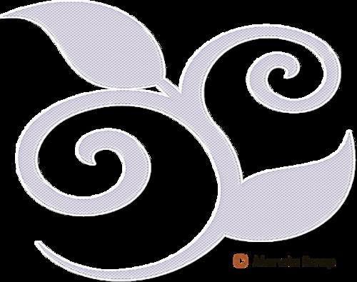Doodles et garnitures de dentelles 1