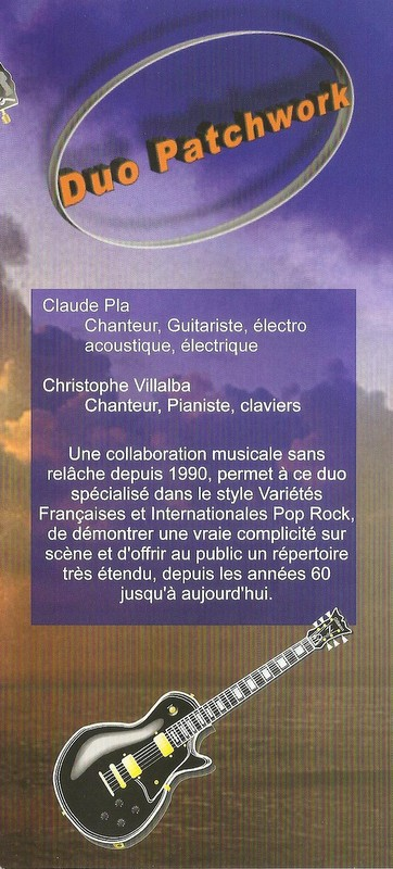 Claude Pla et Christophe Villalba à Belley