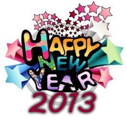 Bonne année à tous!!!!!!!!!!!