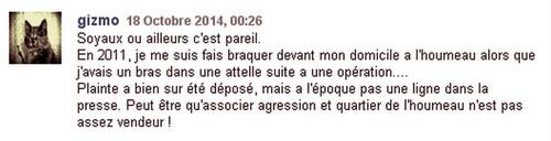 Big bisous de Soyaux ( Charente )commentairesur article du net