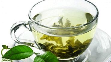 خواص دم نوش  چای سبز