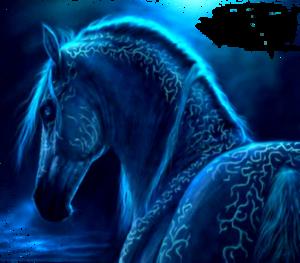 Tubes chevaux en png