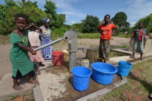 L'accès à l'eau dans le monde