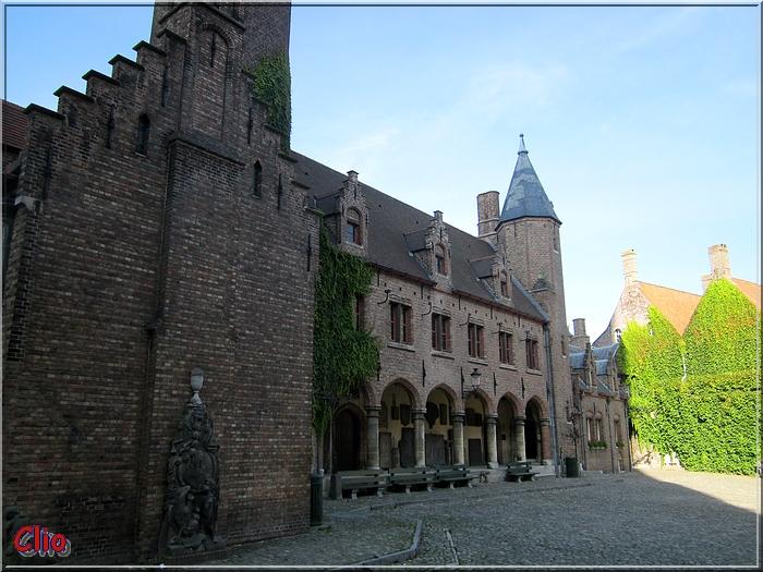Bruges - Musée Gruuthuse
