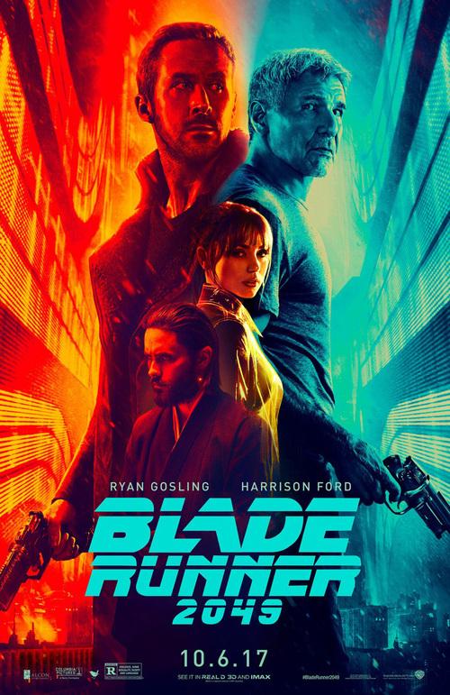 "Bonsoir a l'honneur : "" Blade Runner """