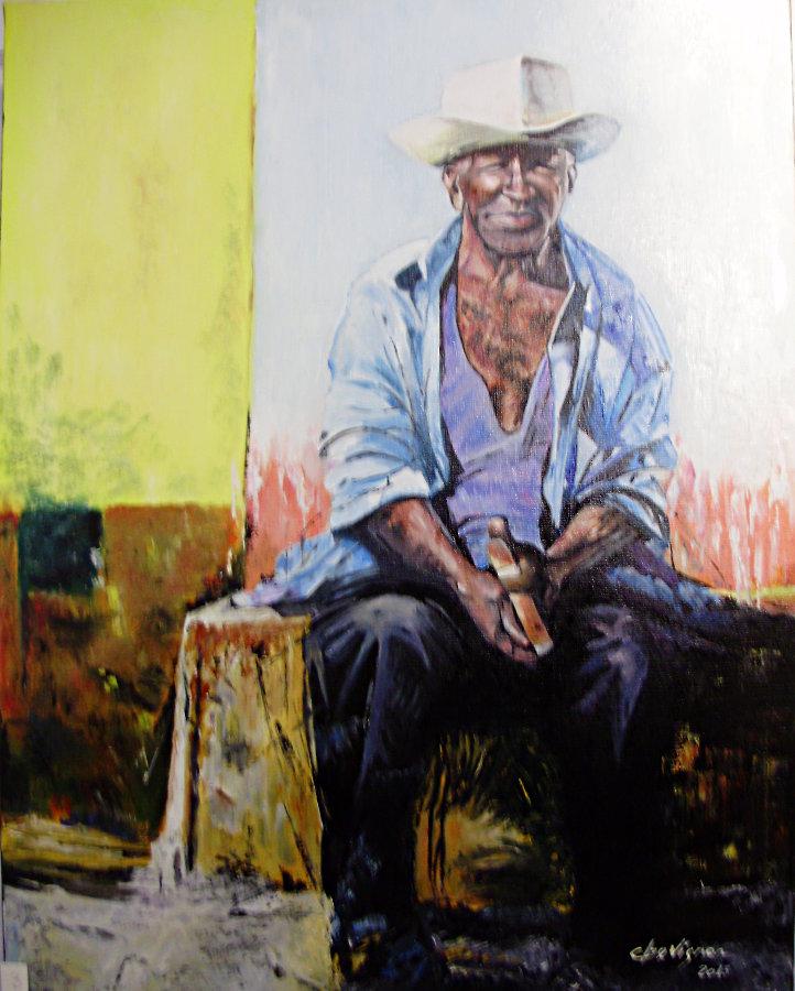 Pause cigare à La Havane