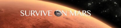 PROJET SURVIVE ON MARS