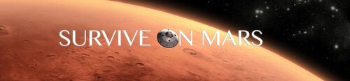 Projet: Survive on Mars