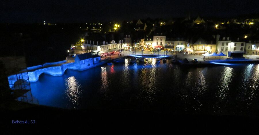le soir à Auray - St Goustan - 5