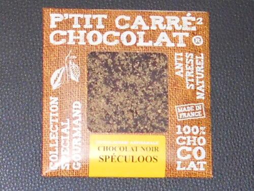 """Test des chocolats """"petits carrés de chocolat"""""""