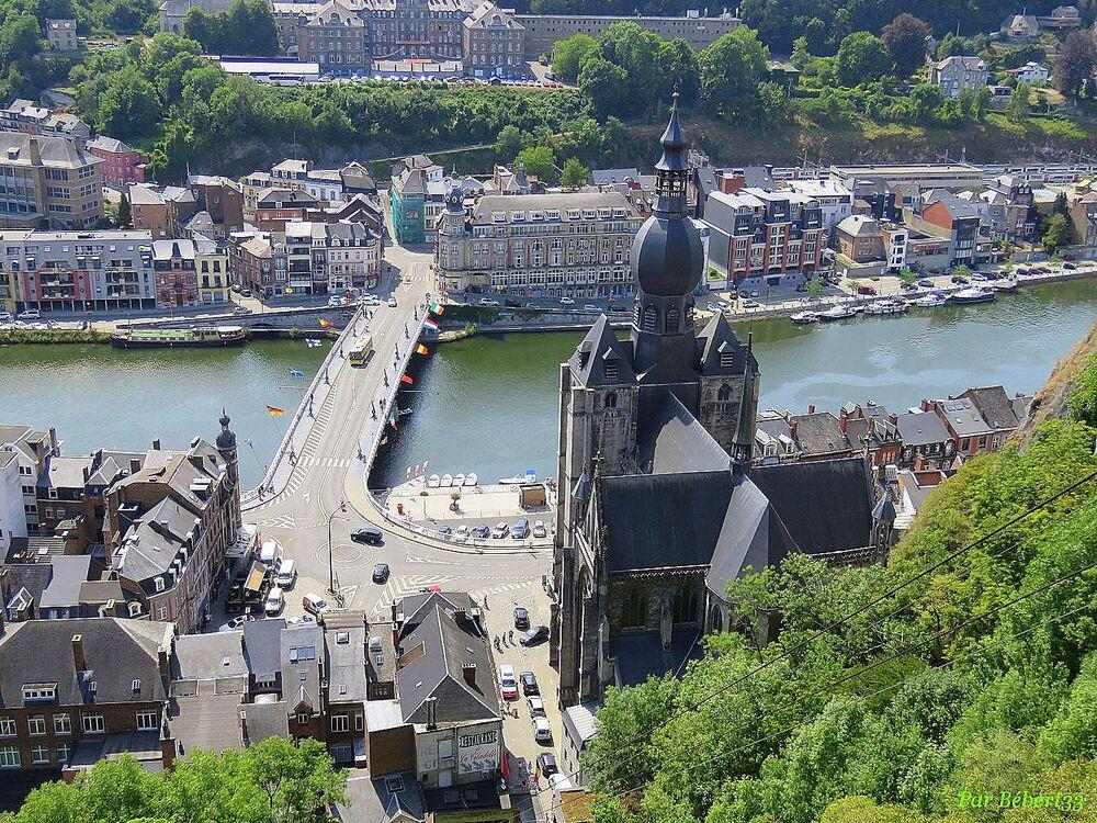 Dinant en Belgique -3