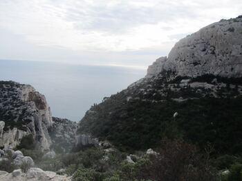 L'est de la Grande Candelle