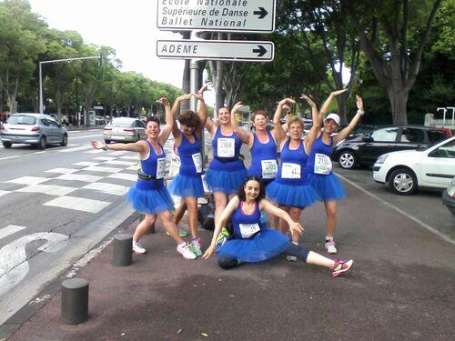 La Marseillaise des Femmes 2015 - La course