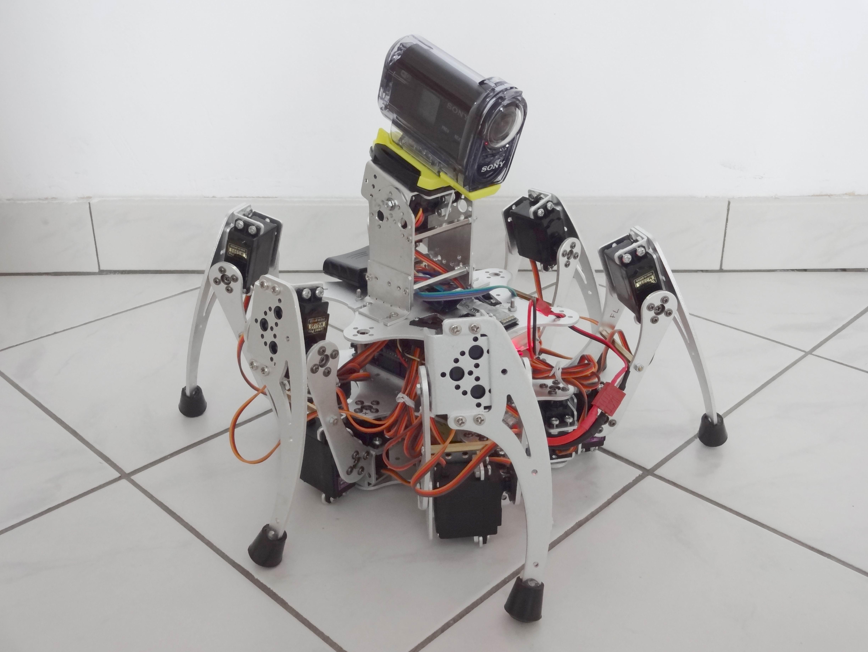 Hexapode arduino