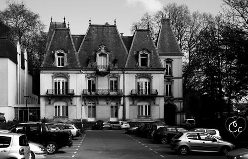 Château de la Roseraie à St Adresse