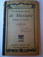 Livres d'écoles anciens - Sciences, anglais...