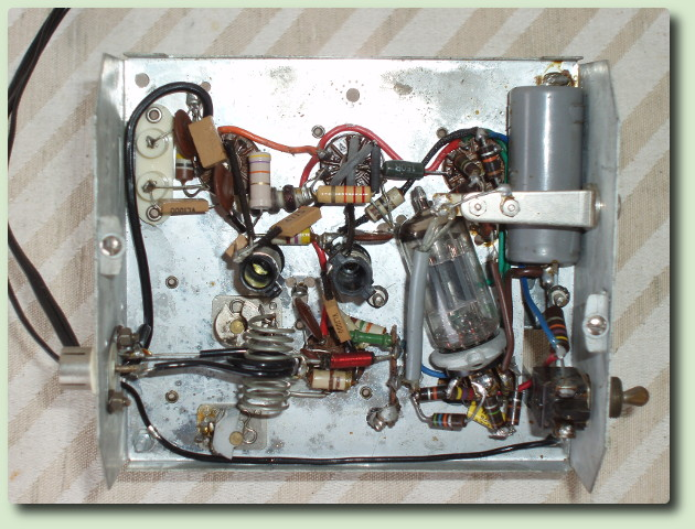 Modification du VFO GELOSO 4/103