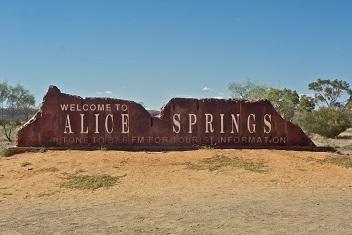 Je vous emmène dans l'Outback australien ...