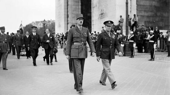 Le 26 août 1944, jour de gloire du Général de Gaulle - L'Express