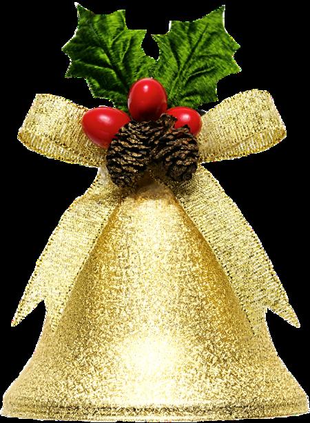 Décos Dorées Noël 2049