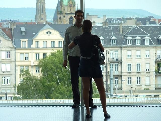 Galeries du Centre Pompidou-Metz 22 Marc de Metz 29 02 2013