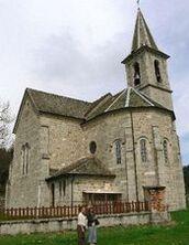 L'église de Javols