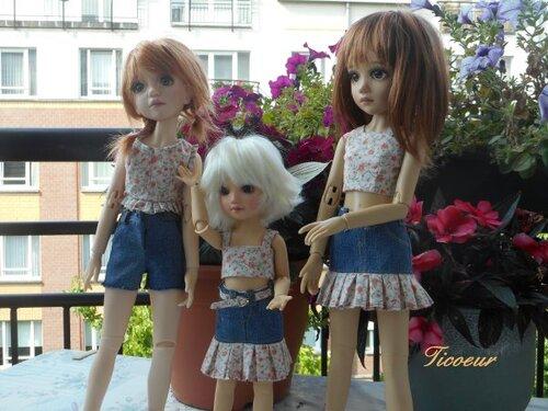 """mes 3 """"fleurs"""""""