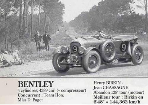 """Henry Ralph Stanley """"Tim"""" Birkin"""