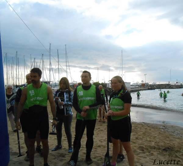 Dimanche 24 Avril à Mandelieu : compétition de trail longe-côte
