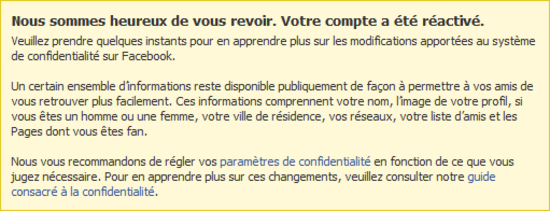 Réactivation-compte-facebook
