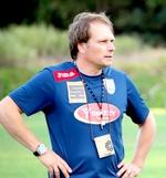 le Suisse Geiger Alain entraîneur MCA 2013/2014