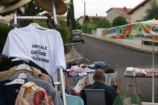 Quelques photos du vide grenier des Castors qui a eu lieu le dimanche 18 mai 2014