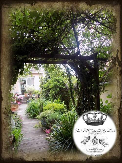 Un petit tour aux jardins