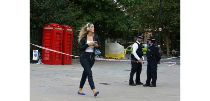Londres: Le maire appelle à la vigilance après une attaque au couteau
