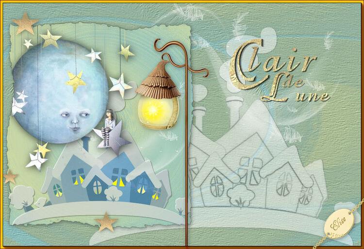 Clair de lune     de Ginette